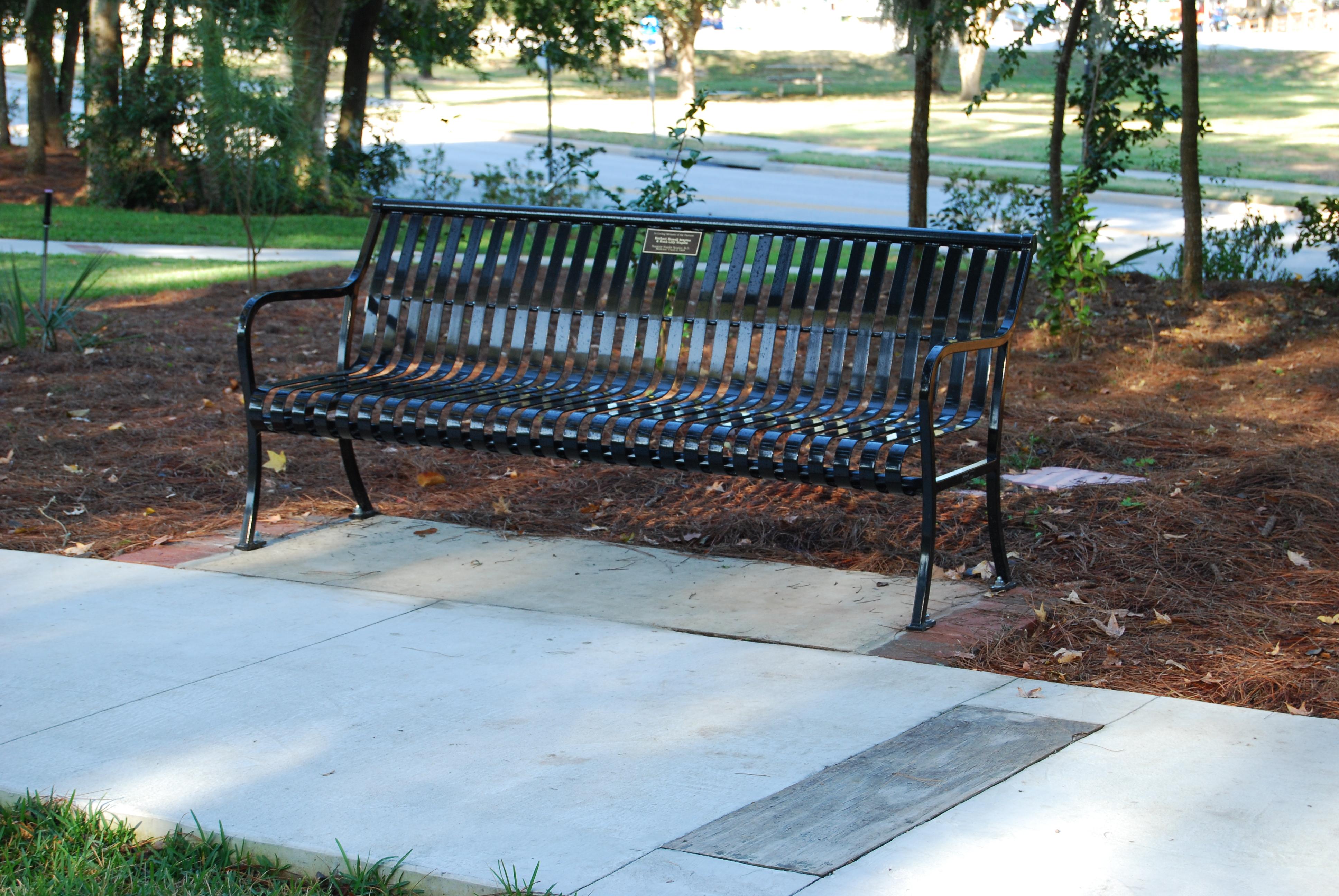 Pleasing Bricks Benches Wilmot Botanical Gardens College Of Short Links Chair Design For Home Short Linksinfo