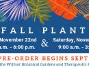 2019 Fall Plant Sale