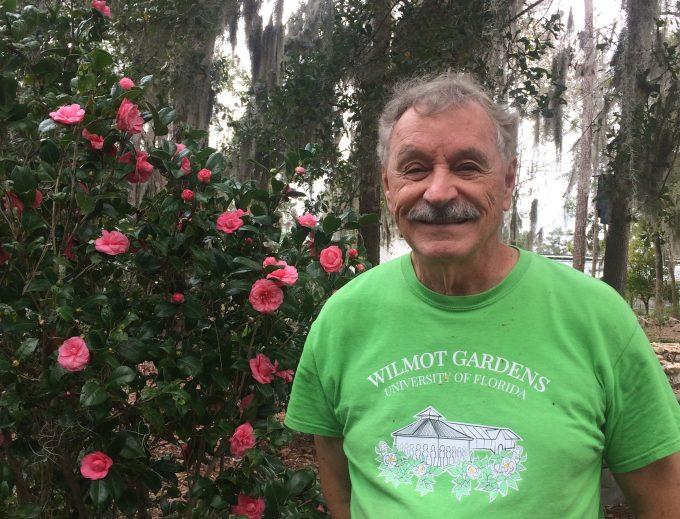 Long-time volunteer John Maruniak