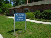 Wilmot Gardens sign